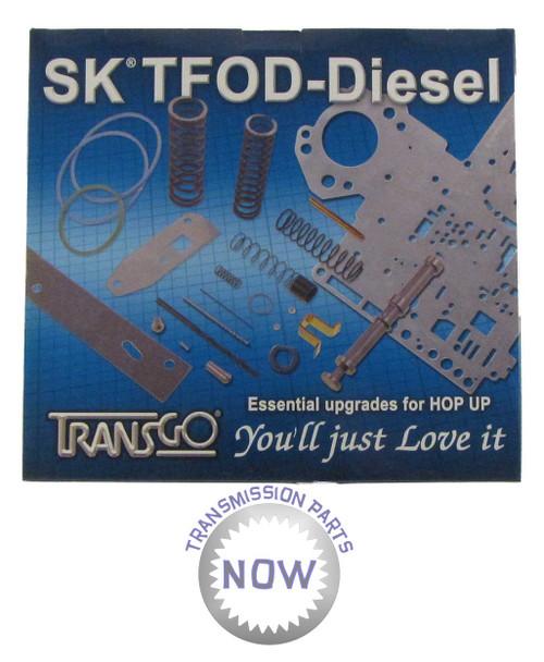 SK TFOD-Diesel Dodge shift kit 46RE 47RE transmission. At transpartsnow.com