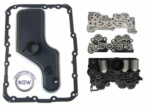 5R55W 5R55S transmission solenoid pack/block with 2wd filter kit.