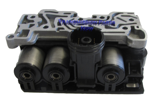 5R55W 5R55S solenoid pack / Block