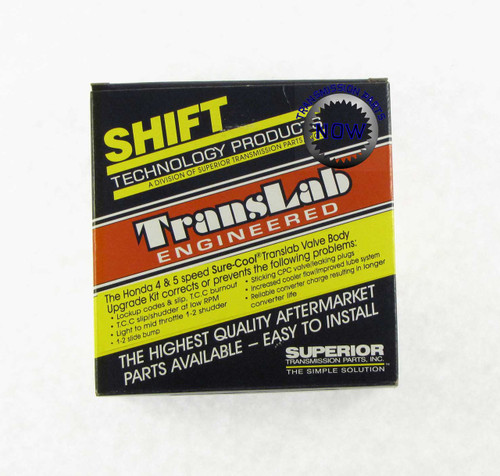 TransLab / Superior Honda shift correction kit. Some people call it shift kit. STL-HO5-388