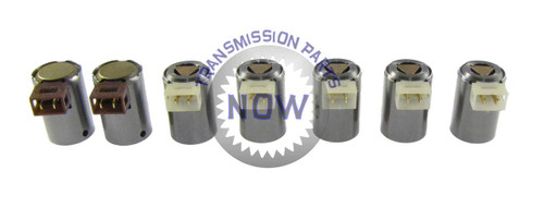 Volkswagen, VW,  Solenoid, solenoid set, Transmission, Transpartsnow, 01M 095, 096, 01N, Internal harness.