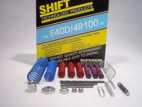 Superior KE4OD 4R100  36165ES  Valve Body Kit / Shift Correction Kit