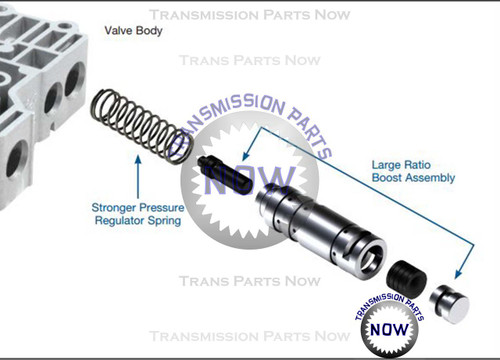 Sonnax 4T65 lb1, line booster kit, 4T65 High Performance. transpartsnow, Trans Parts Now. Transmission Parts Now