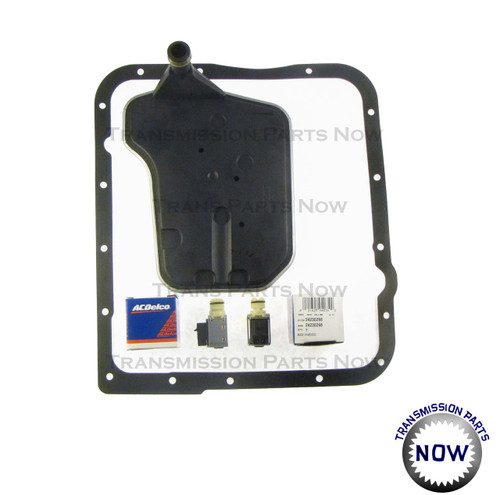 Chevy shift solenoids, 4L60E shift solenoid, shift solenoid, Solenoids, 4L60E, GM shift solenoids, GM 4l60E filter kit, Service kit, 1500, 2500, 1993, 1994, 1995, 1996, 1997, 24230298, 74010E, 74011E
