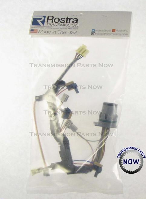 Rostra Precision Controls, Rostra, 350-0087, 124146B, 29543336, Allison wiring, Allison transmission, Duramax, Internal wiring, 7 solenoid design, IMS