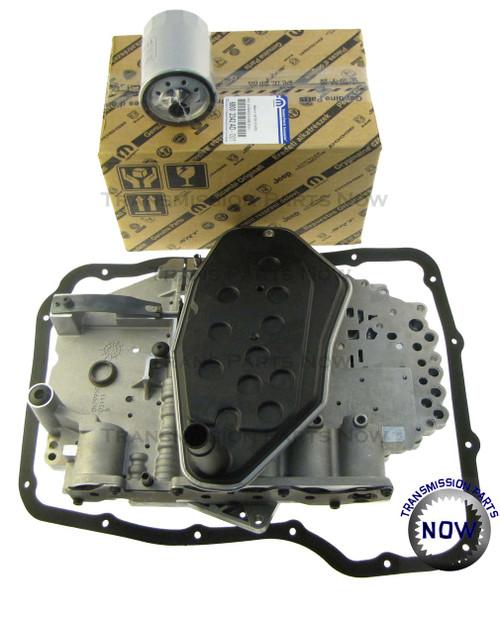 545RFE, Rebuilt valve body, 4X4, Filter kit, Solenoid, Best transmission parts, free shipping, R545RFE VB4
