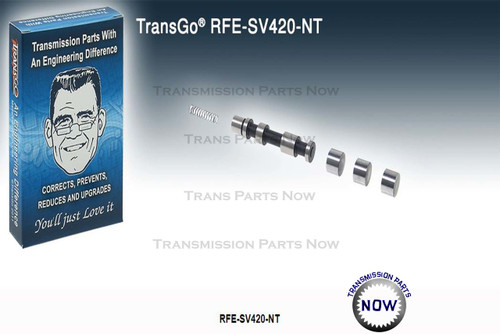 Transgo Switch Valve, RFE-SV420-NT, Dodge, Ram, Jeep, A604, 42RLE, 45RFE, 545RFE, 68RFE, Transmission