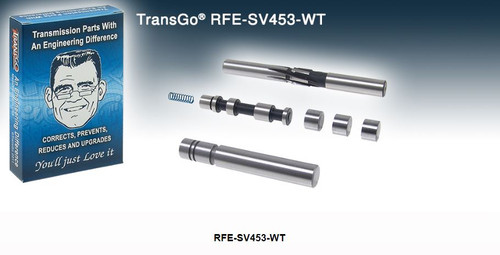 Switch Valve, Dodge transmission, 45RFE, 545RFE, 68RFE, valve body, T72741HAKT, A92741LAK,K32885AWT,RFE-SV453-WT, RFE SV453 WT