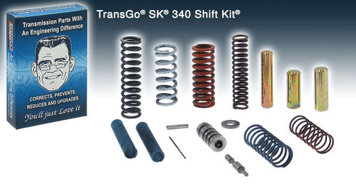 A340, A341, A343, AW4, Toyota, Lexus, Jeep, transgo, SK kit, Shift Kit