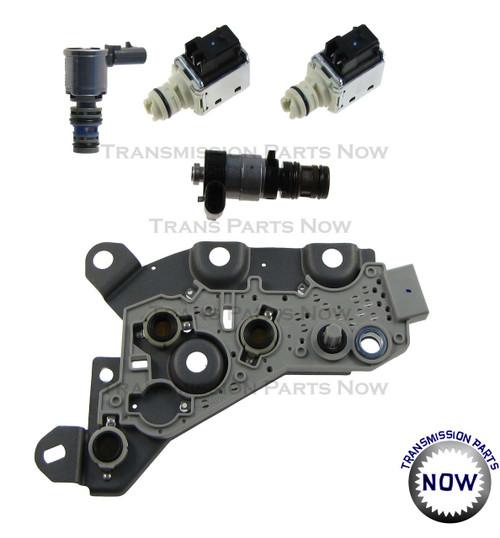 4t40,4t40E, 4t45, 4t45E, gm, chevy, transmission repair, shift solenoids, pressure solenoid, tcc solenoid, lock up solenoid.