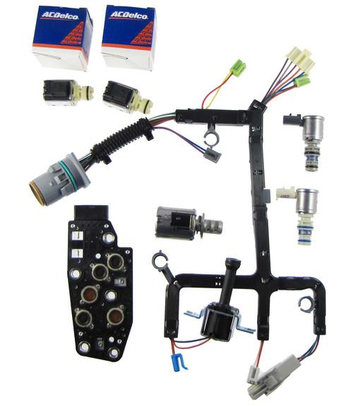 4l60E, 4L65E, 4L70E, solenoid kit, solenoid set, master kit, rebuild 4l60E, repair transmission