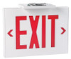 Ultra Slim Exit Sign with Aluminum Housing