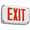 Compact Wet Location Exit Sign