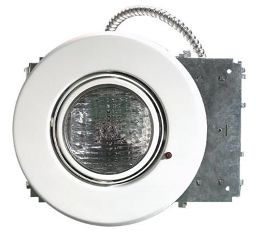 "Recessed 6"" Can Emergency Light with 8-watt Halogen Lamp"