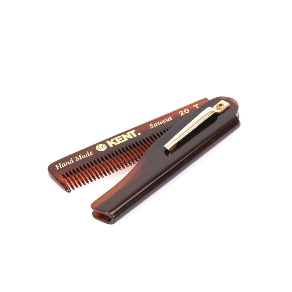 Kent 20T Folding Comb