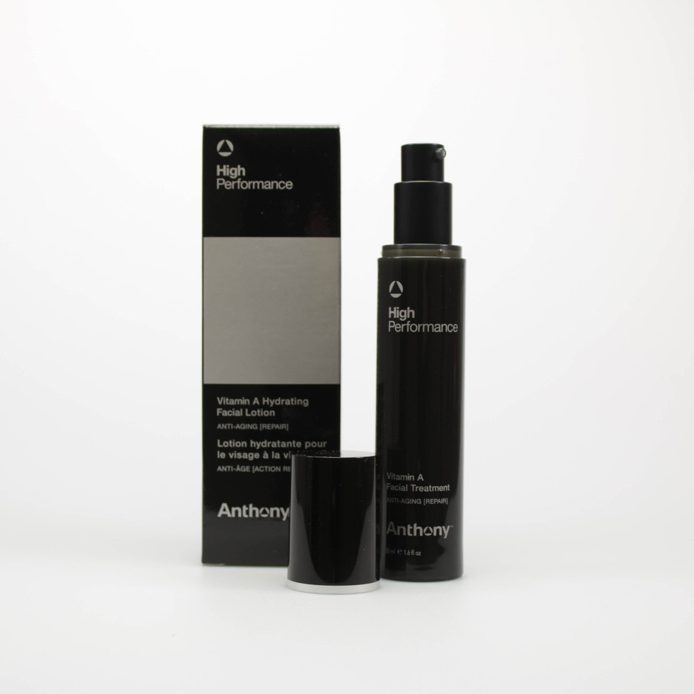 ... Anthony High Performance Vitamin A Facial Treatment ...