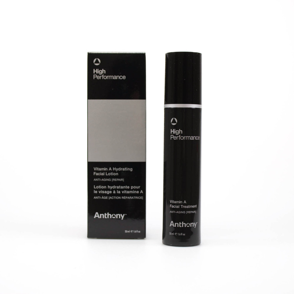 Anthony High Performance Vitamin A Facial Treatment