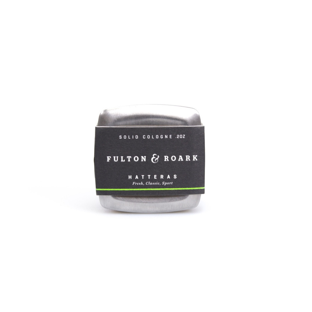 "Fulton & Roark ""Hatteras"" Solid Cologne"