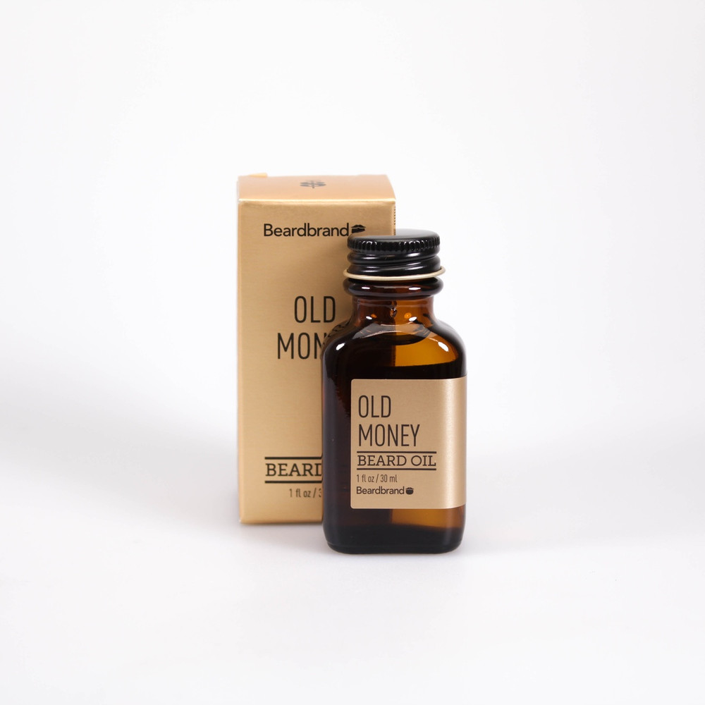 Beardbrand Old Money Beard Oil