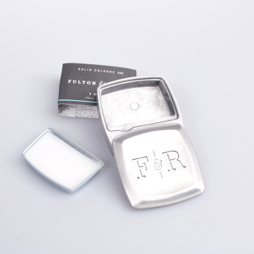 "Fulton & Roark ""Sterling"" Solid Cologne"