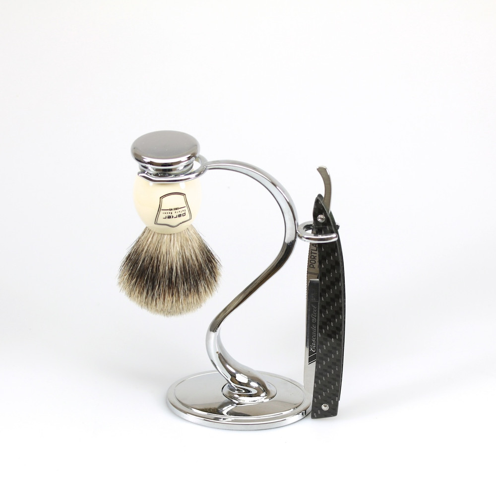 Parker Shave Brush Stand USS4