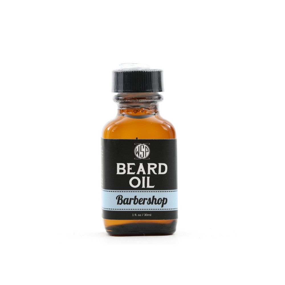 Wet Shaving Products Barbershop Beard Oil