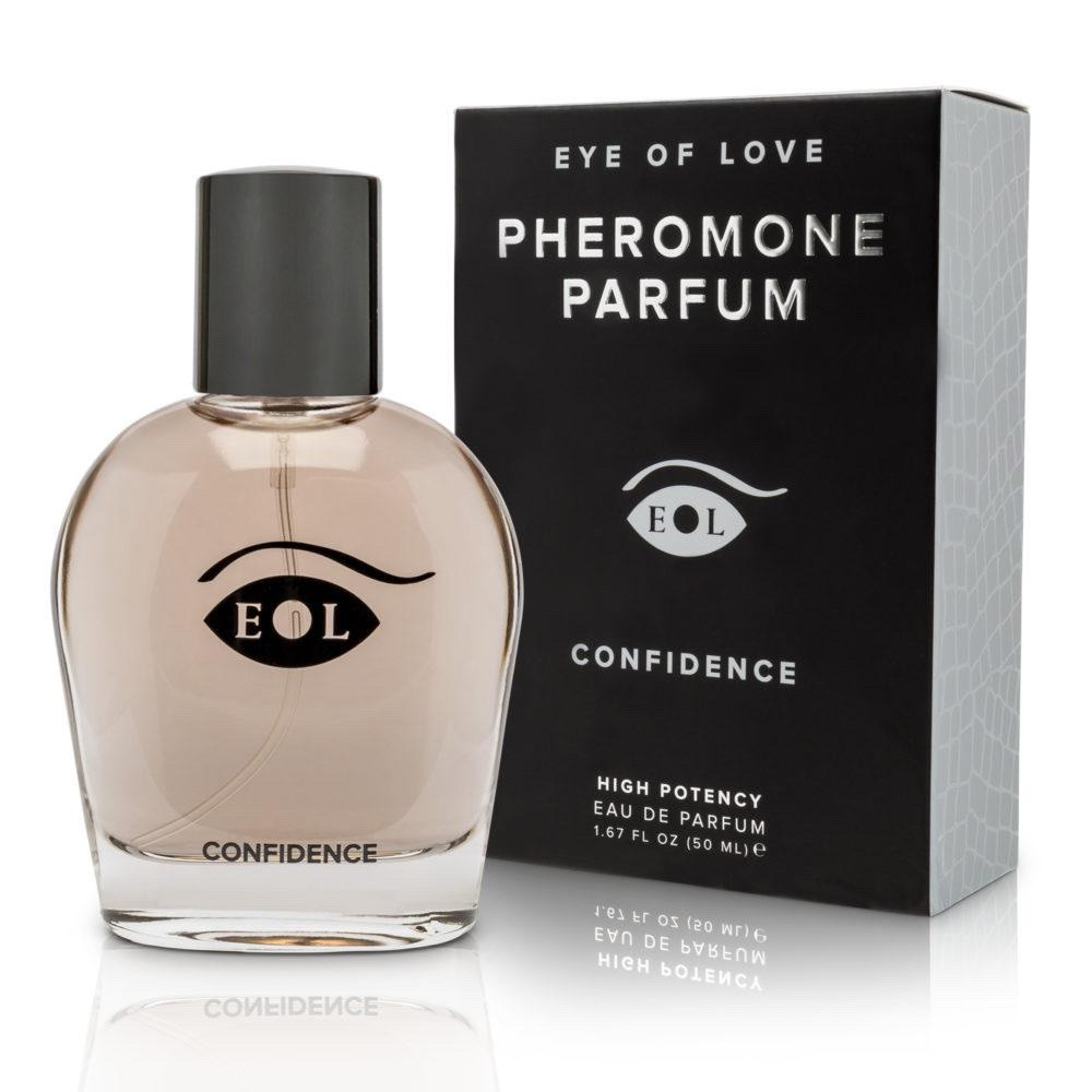 Eye of Love Pheromone Cologne - Confidence