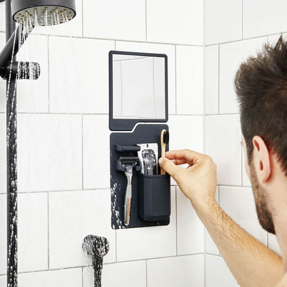 Tooletries The Harvey Toothbrush & Razor Holder