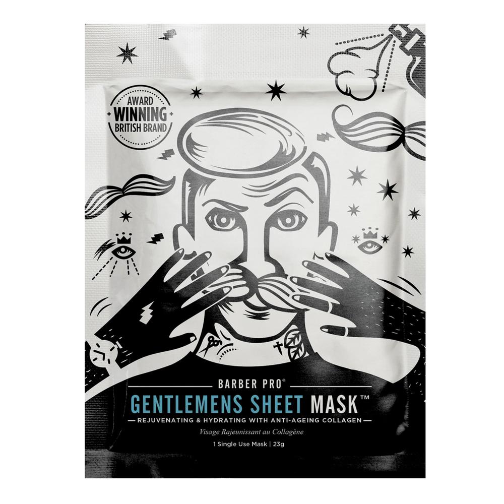 Barber Pro Gentlemen's Face Mask
