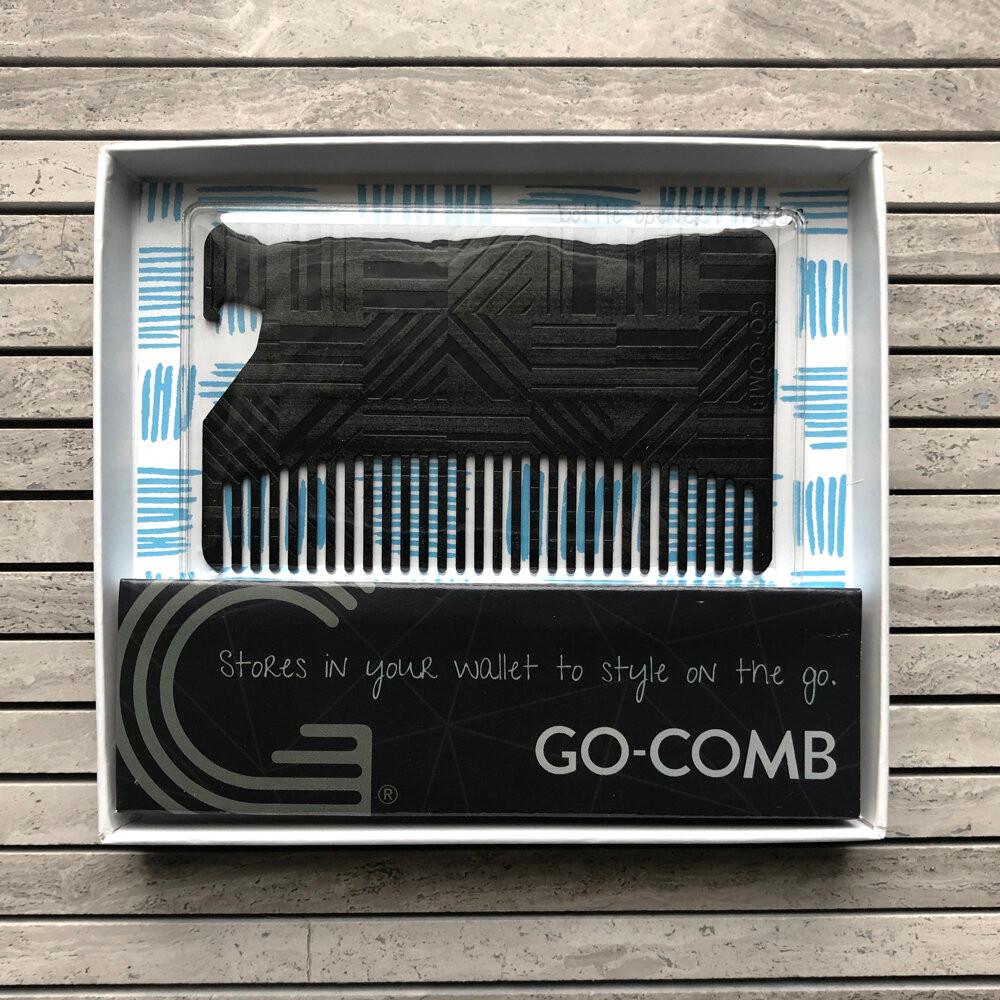 Go-Comb Mono Bottle Opener + Mirror