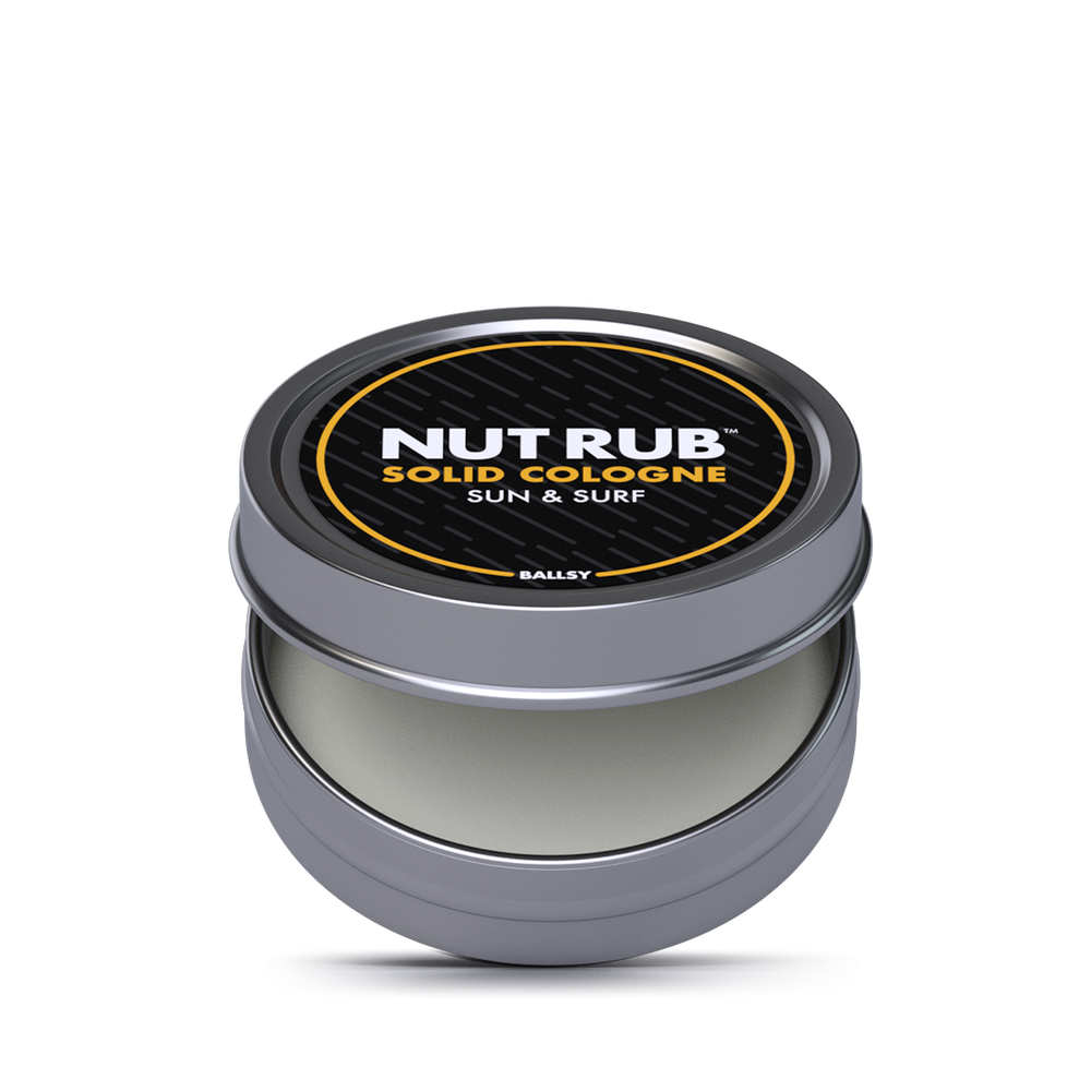Ballsy Nut Rub - Sun & Surf