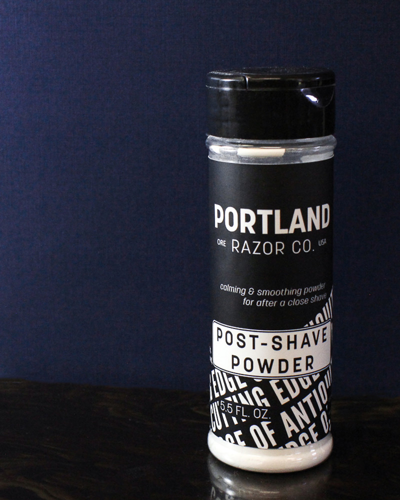 What is post shave powder?