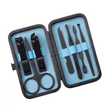 Blue 7 Piece Manicure Set