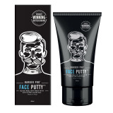 Barber Pro Charcoal Face Putty - Tube