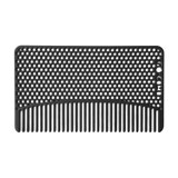 Go-Comb Matte Black Mesh