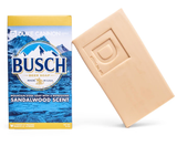 Duke Cannon Busch Beer Soap