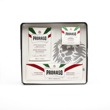 Proraso Sensitive Shave Gift Set