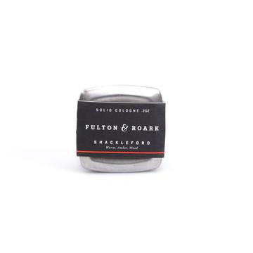 """Fulton & Roark """"Shackleford"""" Solid Cologne"""