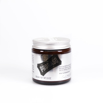 Proraso Rosemary & Mint Beard Exfoliating Paste