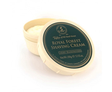Taylor of Old Bond Street Royal Forest Shaving Cream