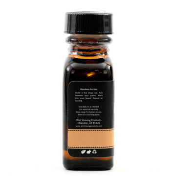Wet Shaving Products Tobacco Beard Oil
