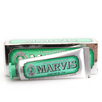 Marvis Travel Sized Mint Toothpaste