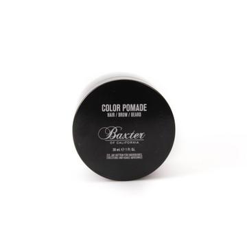 Baxter of California Color Pomade - Black