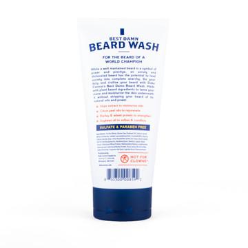 Duke Cannon Best Damn Beard Wash