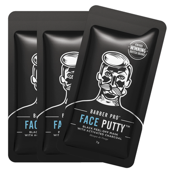 Barber Pro Charcoal Face Putty