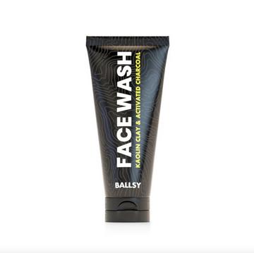 Ballsy Charcoal Face Wash