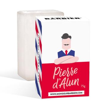 Monsieur Barbier Alum Stone