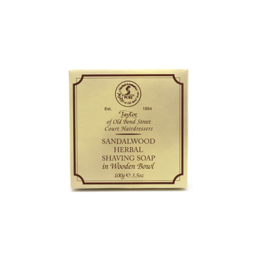 Taylor of Old Bond Street Sandalwood Shave Soap