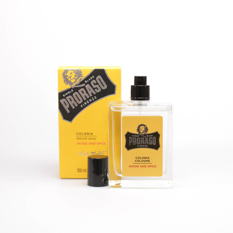 Proraso Wood & Spice Cologne