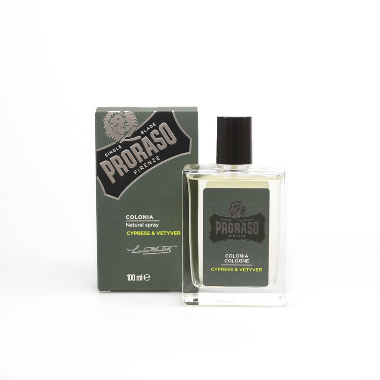 Proraso Cypress & Vetiver Cologne